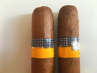 Cohiba ok vs falso 5