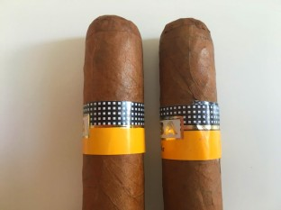 Cohiba ok vs falso 6