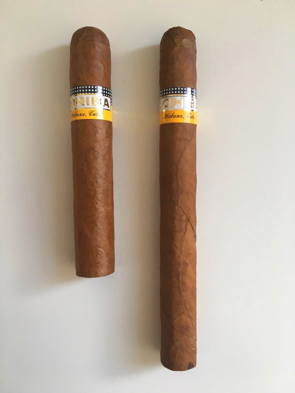 Cohiba ok vs falso